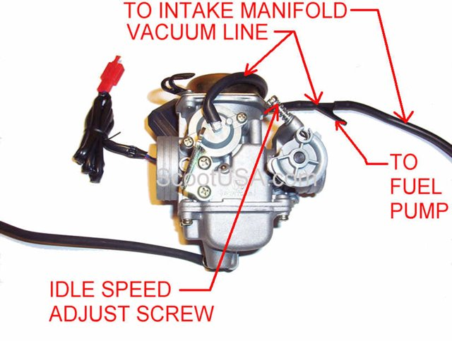 110 pit bike wiring diagram modern buddy replacement carburetor for buddy 125   modern buddy replacement carburetor for buddy 125